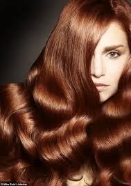 رنگ مو قهوهای