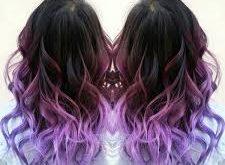معرفی انواع رنگ مو آمبره